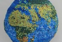 Crochet the World / The art of crochet / by Bonnie Hayes