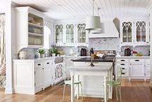 I'm Dreaming of a White Kitchen / by Jen Bowles