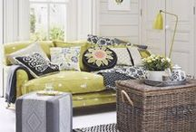 Home Inspiration / by Jen Bowles