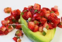 In the Kitchen / Most recipes are #Paleo or #glutenfree. / by Keri Kae Nacin