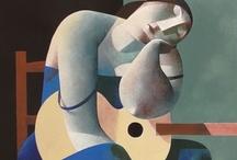 Music in art / by Joke van Dijk