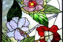 Stained glass / by Joke van Dijk