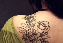 Body Art / Tattoos and inking ideas  / by A. Lange