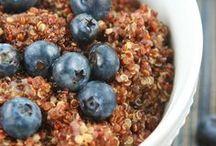 Food - Breakfast / by Becky Hollowell
