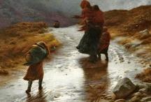 Rainy days (art) / by Joke van Dijk