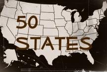 American Road Trip Wish List / by A. Lange