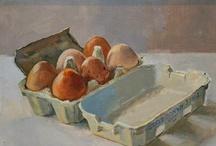 Eggs etc. / by Joke van Dijk