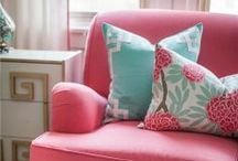 < HΦΜe Furnishings > / Great ways to give your home, apartment or dorm a touch of Phi Mu. / by Phi Mu Fraternity
