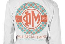 < T-Shirt Designs > / by Phi Mu Fraternity