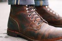 Men's Fashion / by Hannah Lake