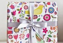 GIFT WRAP / by ecojot