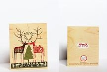 BOXED CARDS / 10 cards 10 envelopes with blank interiors for you to say it your way! / by ecojot
