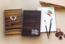 SKETCHBOOKS / Draw, doodle, paint, with our eco-friendly sketchbooks. / by ecojot
