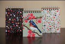MINI NOTBOOKS / Jot down your on the go ideas and things to do with our convenient mini notebooks. / by ecojot