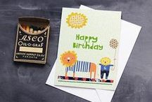 GREETING CARDS / Single Cards with blank interiors. Cards can say many beautiful things but when it's written by you it's extra special!  / by ecojot