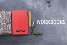 WORKBOOKS / Get your work done in an eco-friendly style! / by ecojot