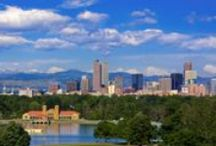 Denver (and Colorado) Living / All the amazing things to do in Denver, the surrounding suburbs, and the rest of beautiful Colorado. / by Amanda G
