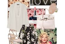 Styling Art / Mix & match outfit inspirations / by Clairechic