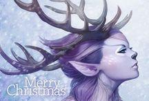 Christmas. / by Elizabeth