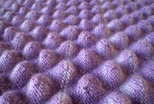 knit: inspiration: texture / shapes, anything really, that get the ideas flowing / by MayMay