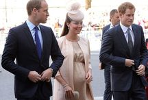 Modern English Royalty / Yup....I love to read about the royals, mostly the British. :)  / by Josie Salas