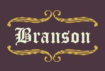 Branson John / by Lindsey Delhommer