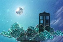 Sir Doctor of TARDIS / by Shauna Gunnell