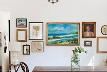 Gallery Walls / by Sarah Jenks