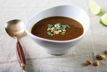 Recipes: Soups, Stews, and Chilis / by Rebecca Pytell @ Strength and Sunshine