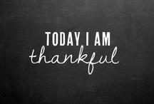 Gratitude / by Sarah Jenks