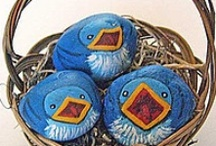 Painted Rocks / by Cindy Cook