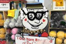 Yarn Bombing!  / Yarn bombing photos from our Pat Catan's stores and other fun yarn bomb inspiration!  / by Pat Catan's