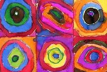 Kunst Kandinsky / by Annette Fladung