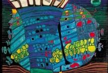 Kunst Hundertwasser / by Annette Fladung