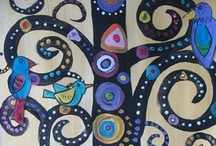 Kunst Klimt / by Annette Fladung