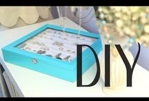 Randomness Crafts / Crafts that don't require much (or any sewing). Paper crafts, jewelry crafts, etc. Lots of DIY here. Also tips and tricks. / by Krysta Higgins