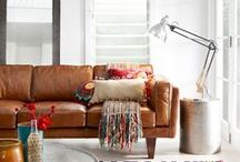 Family Room / by Ramshackle Glam