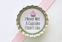 ~ Cupcakes & Cookies ~ / by Alison Faciane