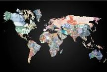 Maps / by GlobaLinks Learning Abroad .