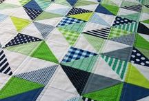 Modern Quilt Inspiration / by Amy Blanchard