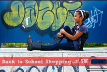 Back to School Fashion #SearsMomBTS / Check out our fashion haul from Sears and find other cute outfits for your kids this back to school season! #fashion #kids #fashionkids / by Whispered Inspirations