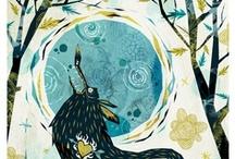 Illustration / by Maria Castro