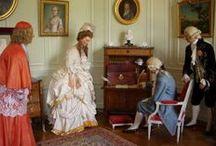 Marie Antoinette / Queen Marie Antoinette viva la reine! / by Nefertara