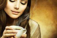 COFFEE ♥ / by Kristin Eriksen