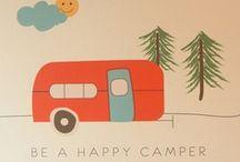 Happy Camper / by Calli Taylor