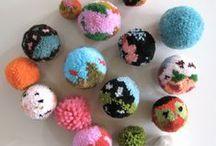 B ideas - DIY (textiles) / resources, tutorials, ideas to craft / by Bàrbara Albareda