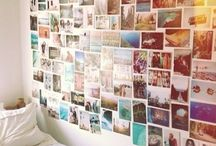 Room decor / by Courtney Emmil
