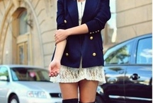 My Ideal Fashion / Clothes and outfits I sorely wish I could own. / by Amanda Gilbert