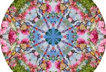 Kaleidoscopes / A collection of kaleidoscope designs made  using Dazzling Reflections kaleidoscope software. / by Poppy Hill Designs