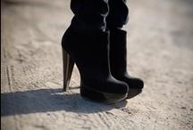 Shoes / by Amanda Gilbert